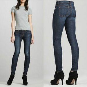 J BRAND Dark Vintage Skinny Jeans